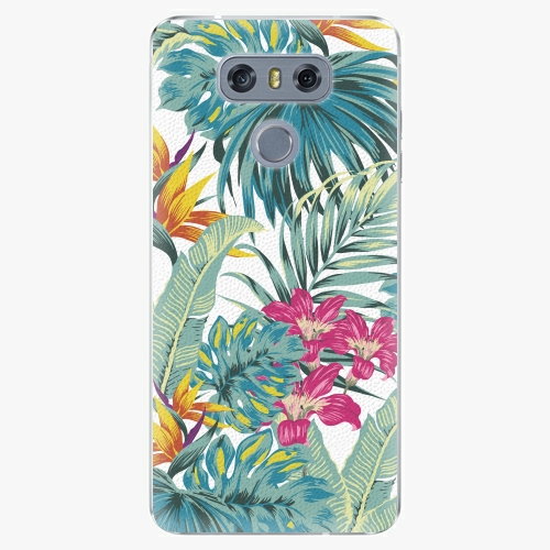 Plastový kryt iSaprio - Tropical White 03 - LG G6 (H870)