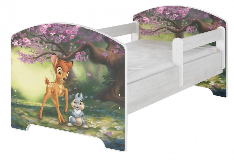 babyboo-detska-postel-disney-bambi-d19-140x70