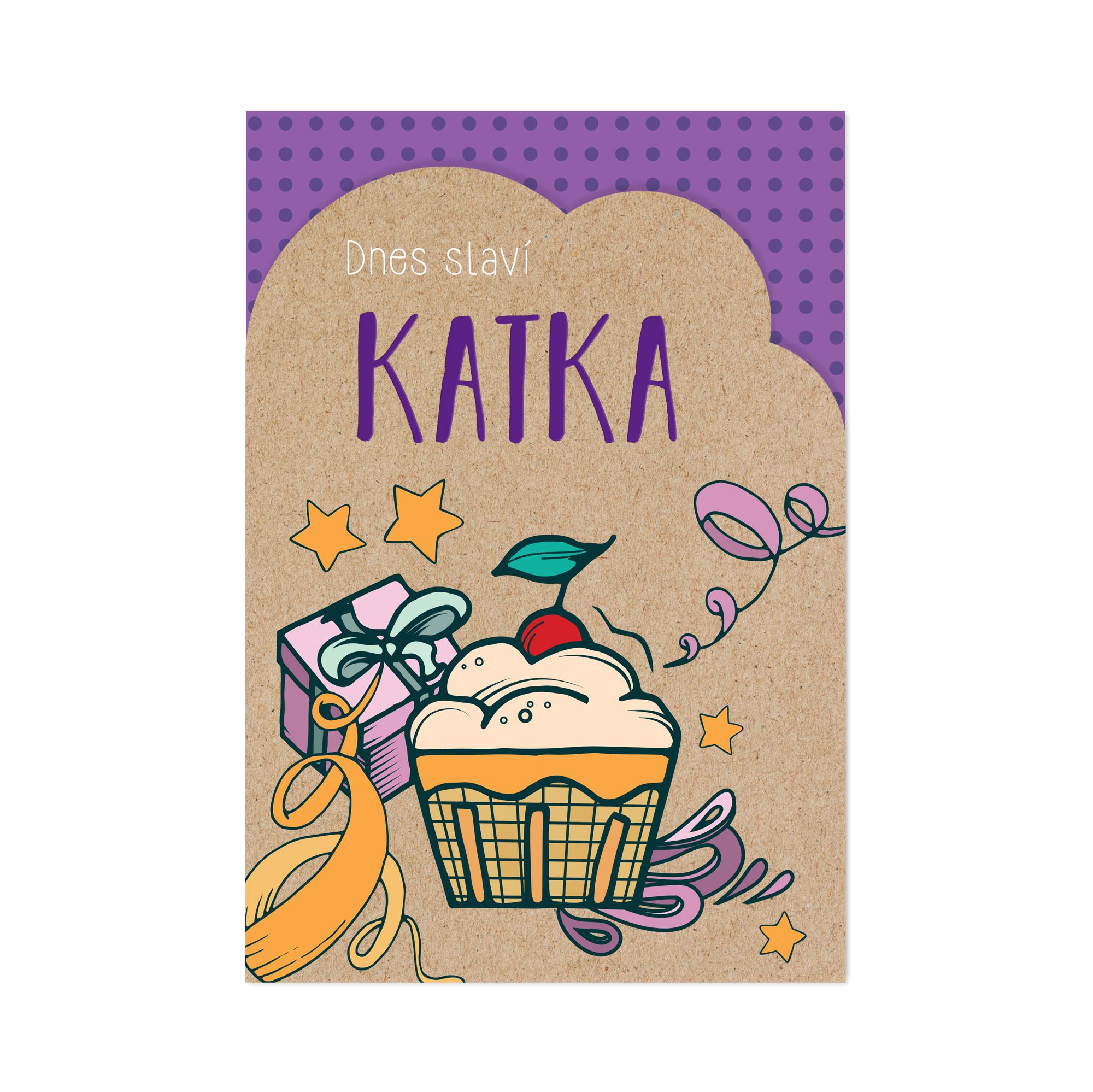 Přání - Katka