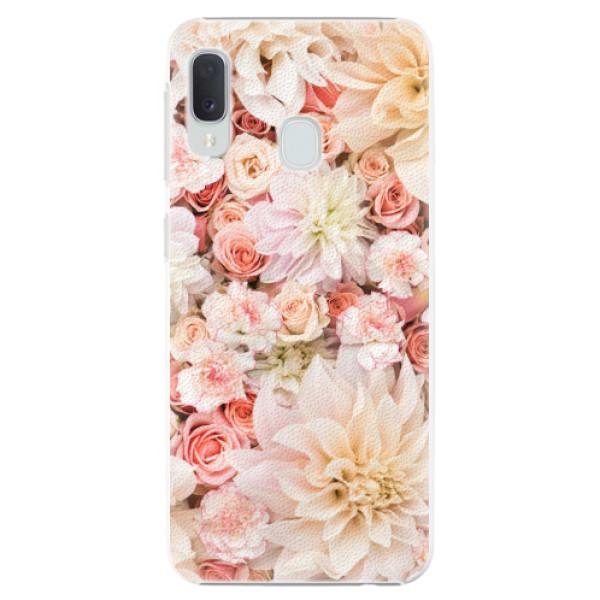 Plastové pouzdro iSaprio - Flower Pattern 06 - Samsung Galaxy A20e