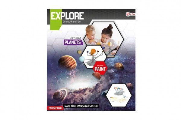 Vědecká hra - Planety sluneční soustavy