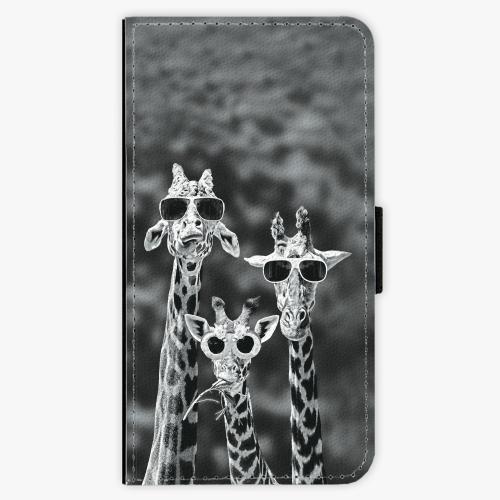Flipové pouzdro iSaprio - Sunny Day - iPhone X