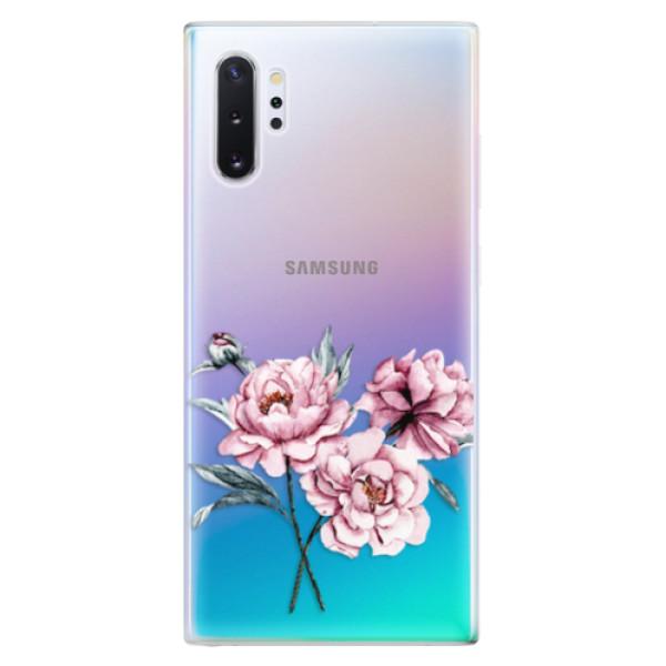 Odolné silikonové pouzdro iSaprio - Poeny - Samsung Galaxy Note 10+