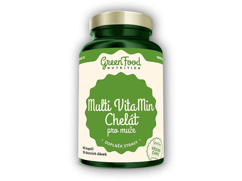 Multivitamin Chelát pro muže 90 veg.kps.