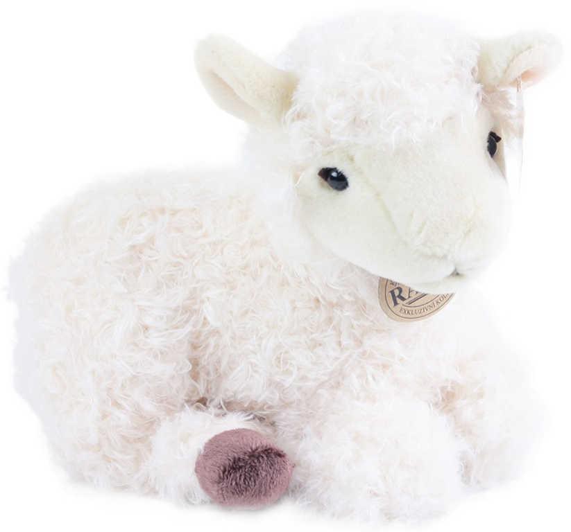 PLYŠ Ovce ležící 25 cm