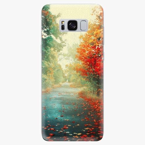 Silikonové pouzdro iSaprio - Autumn 03 - Samsung Galaxy S8