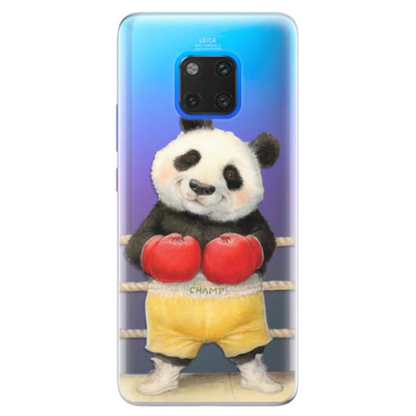Silikonové pouzdro iSaprio - Champ - Huawei Mate 20 Pro
