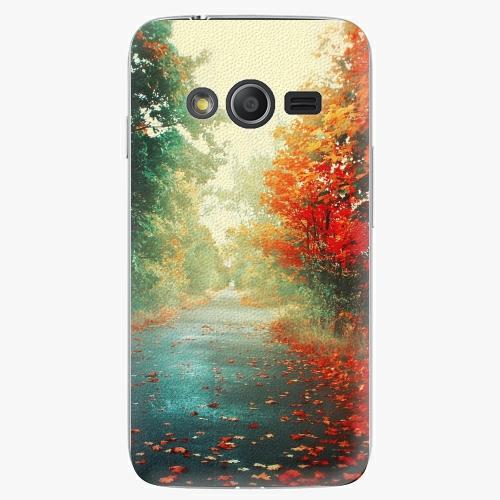 Plastový kryt iSaprio - Autumn 03 - Samsung Galaxy Trend 2 Lite