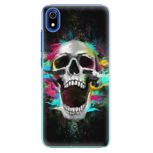 Plastový kryt iSaprio - Skull in Colors - Xiaomi Redmi 7A