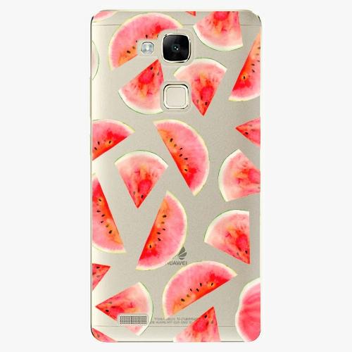 Plastový kryt iSaprio - Melon Pattern 02 - Huawei Mate7