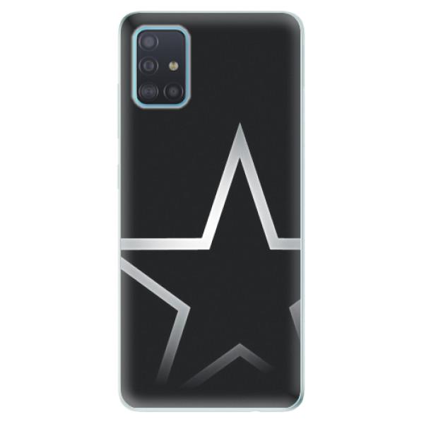 Odolné silikonové pouzdro iSaprio - Star - Samsung Galaxy A51
