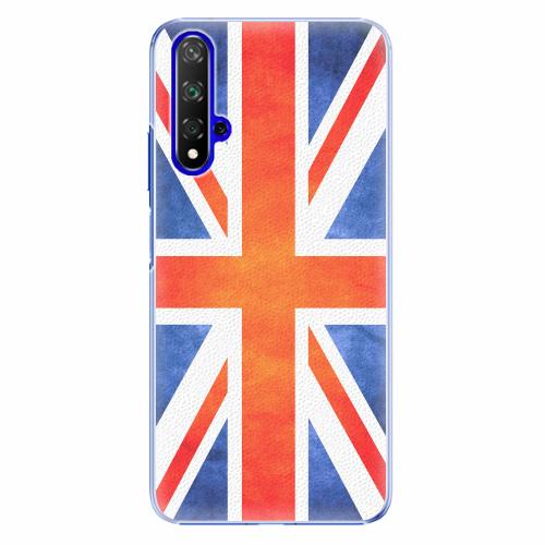 Plastový kryt iSaprio - UK Flag - Huawei Honor 20