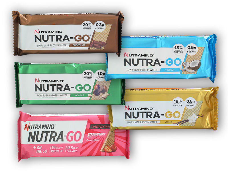 Nutra-GO Wafer