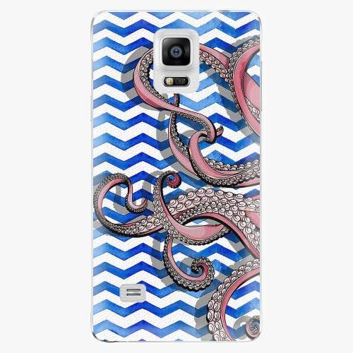 Plastový kryt iSaprio - Octopus - Samsung Galaxy Note 4