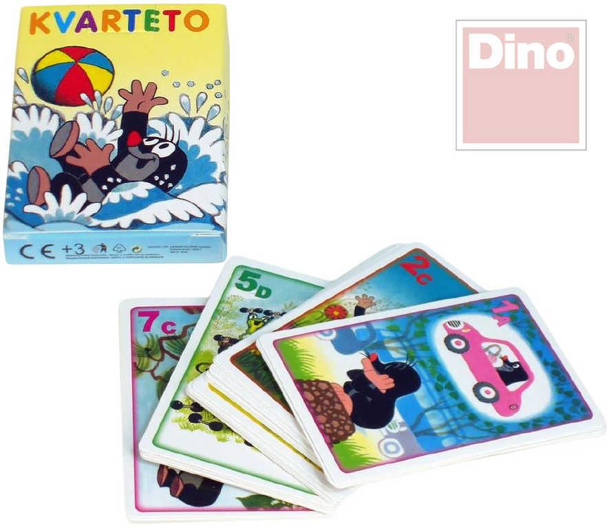 DINO Kvarteto KRTEK 1 (krteček)