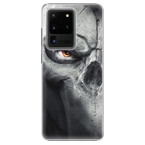 Plastové pouzdro iSaprio - Horror - Samsung Galaxy S20 Ultra