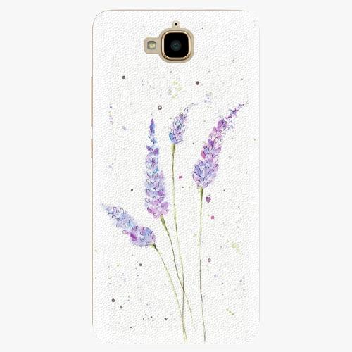 Plastový kryt iSaprio - Lavender - Huawei Y6 Pro