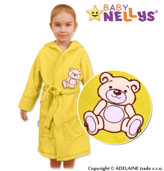 baby-nellys-detsky-zupan-medvidek-teddy-bear-98-104-kremovy-104-98-24-36m