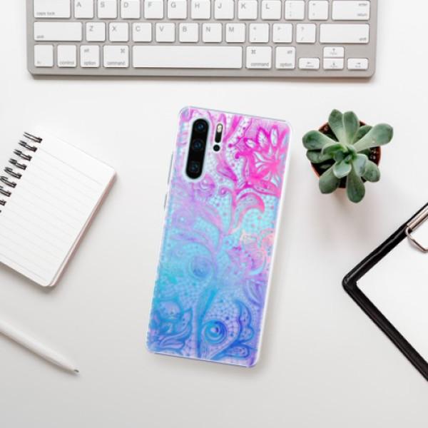 Plastové pouzdro iSaprio - Color Lace - Huawei P30 Pro