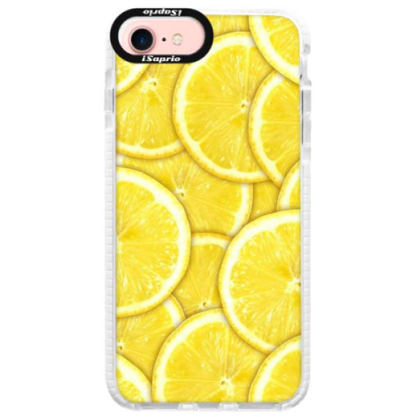 Silikonové pouzdro Bumper iSaprio - Yellow - iPhone 7