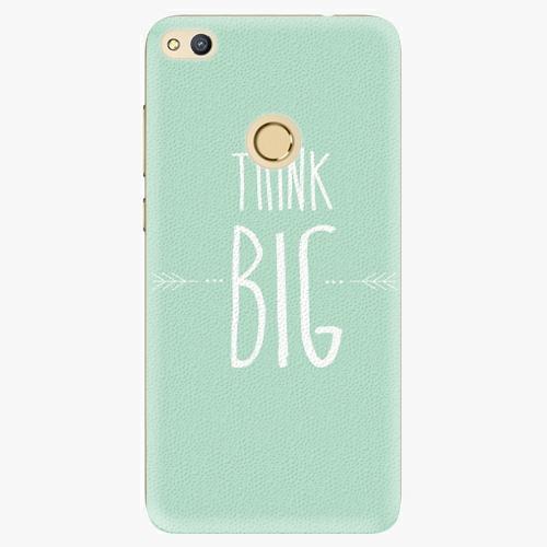 Plastový kryt iSaprio - Think Big - Huawei Honor 8 Lite