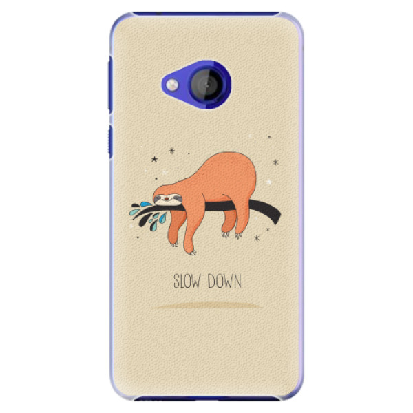Plastové pouzdro iSaprio - Slow Down - HTC U Play
