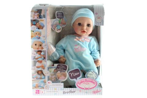 Baby Annabell chlapeček 43 cm TV 1.10.- 31.12.2018