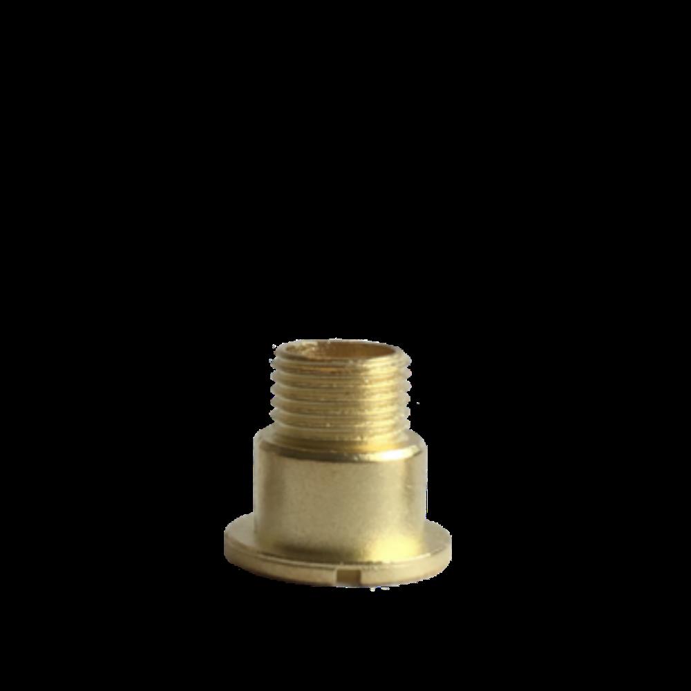 Mosazný fixační šroub hodinového strojku UTS 11 mm