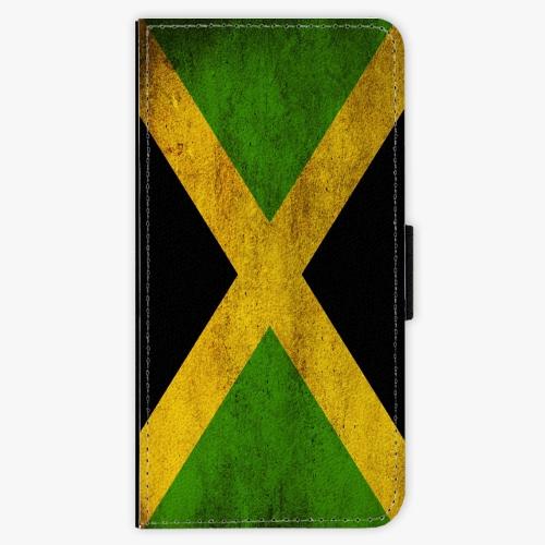 Flipové pouzdro iSaprio - Flag of Jamaica - Sony Xperia XZ