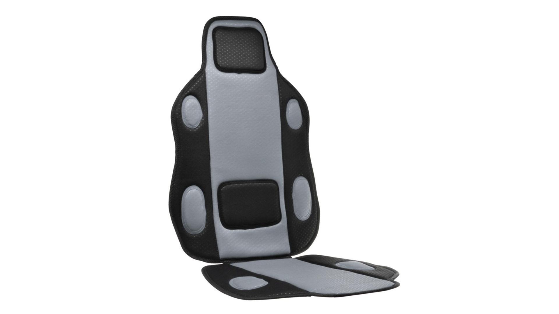 4CARS Potah sedadla šedý
