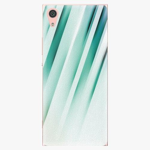 Plastový kryt iSaprio - Stripes of Glass - Sony Xperia XA1