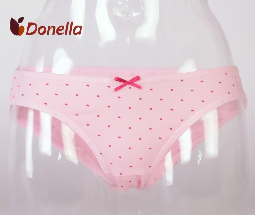 Dámské kalhotky Donella Samanta - růžová - XXL