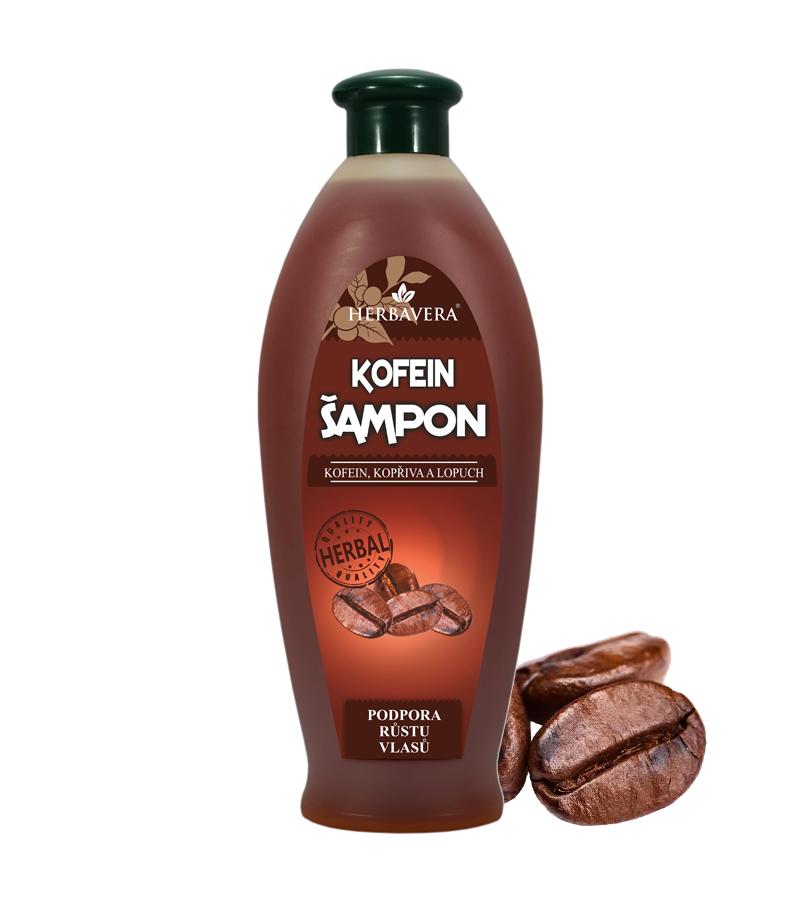 Kofein šampon proti vypadávání vlasů 550 ml