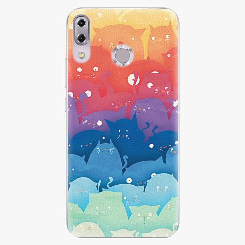 Plastový kryt iSaprio - Cats World - Asus ZenFone 5Z ZS620KL