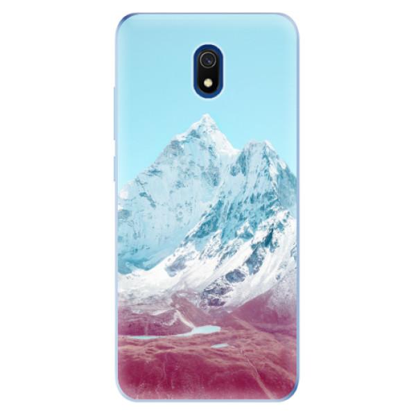 Odolné silikonové pouzdro iSaprio - Highest Mountains 01 - Xiaomi Redmi 8A