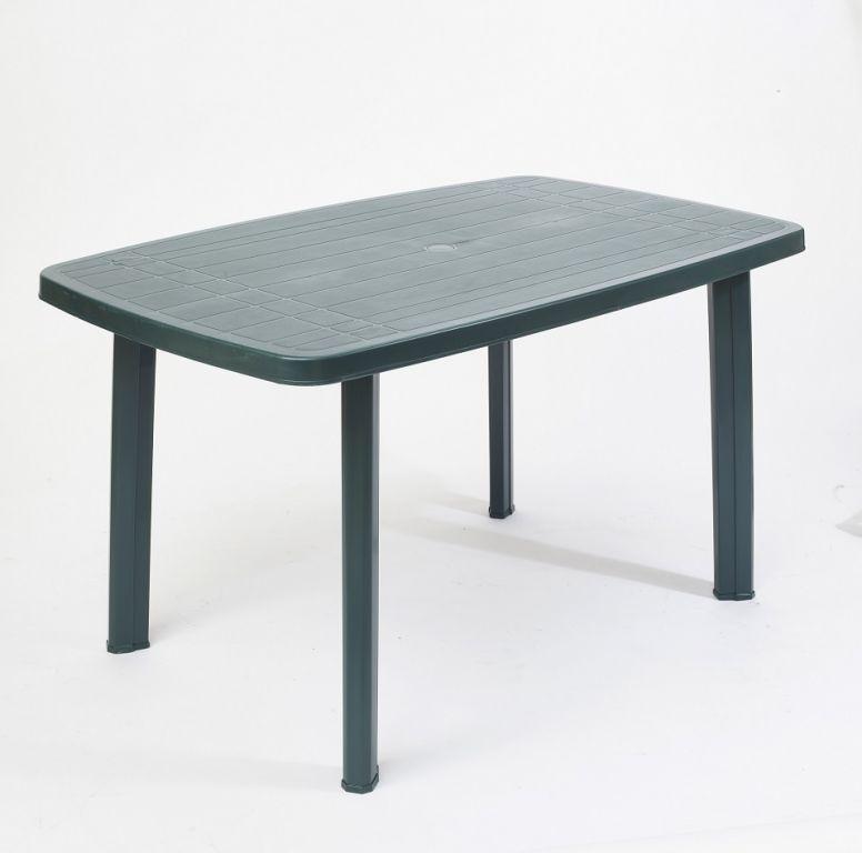 Zahradní plastový stůl FARO - zelený