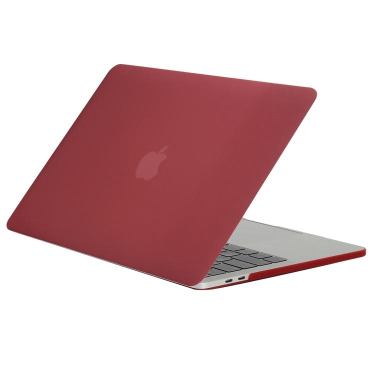 "Polykarbonátové pouzdro / kryt iSaprio pro MacBook Pro 13.3"" (2016 - 2017) wine-red"