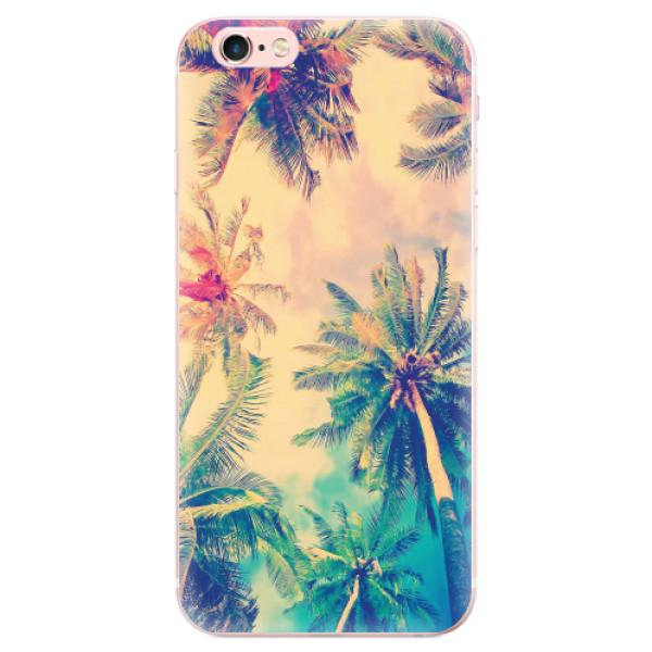 Odolné silikonové pouzdro iSaprio - Palm Beach - iPhone 6 Plus/6S Plus