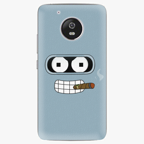Plastový kryt iSaprio - Bender - Lenovo Moto G5