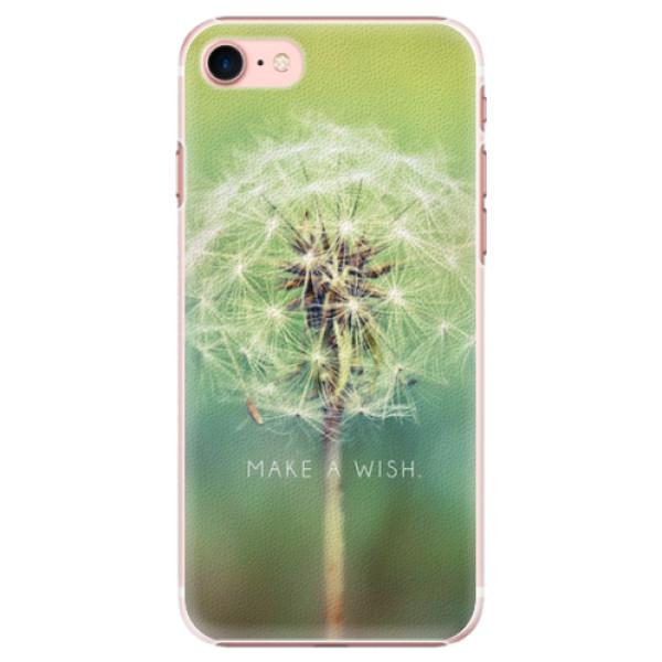 Plastové pouzdro iSaprio - Wish - iPhone 7