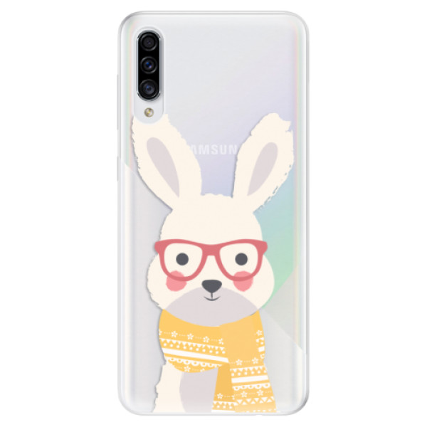 Odolné silikonové pouzdro iSaprio - Smart Rabbit - Samsung Galaxy A30s