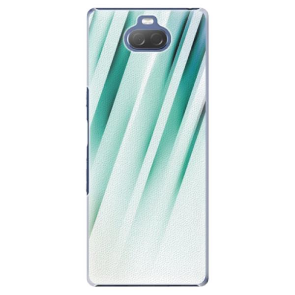 Plastové pouzdro iSaprio - Stripes of Glass - Sony Xperia 10 Plus