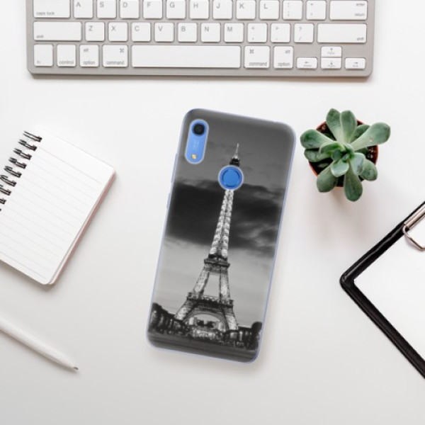 Odolné silikonové pouzdro iSaprio - Midnight in Paris - Huawei Y6s