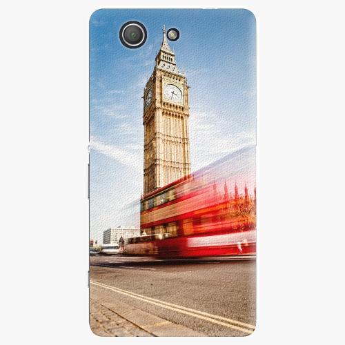 Plastový kryt iSaprio - London 01 - Sony Xperia Z3 Compact