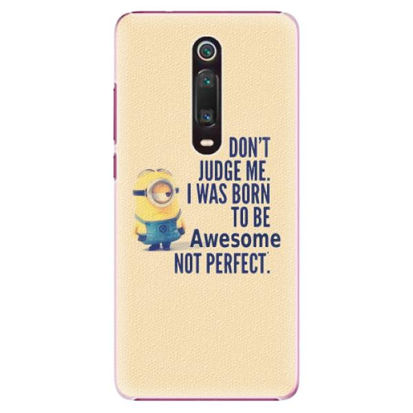 Plastové pouzdro iSaprio - Be Awesome - Xiaomi Mi 9T