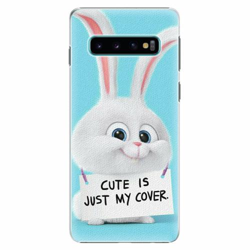 Plastový kryt iSaprio - My Cover - Samsung Galaxy S10
