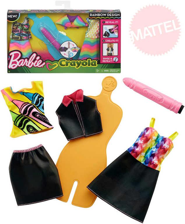 MATTEL BRB D.I.Y. navrh. Crayola DMC