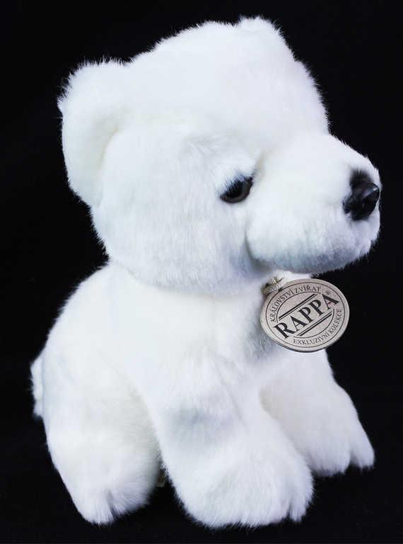 PLYŠ Medvěd lední / hnědý 18 cm - 2 barvy