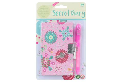 Tajný deník s propiskou