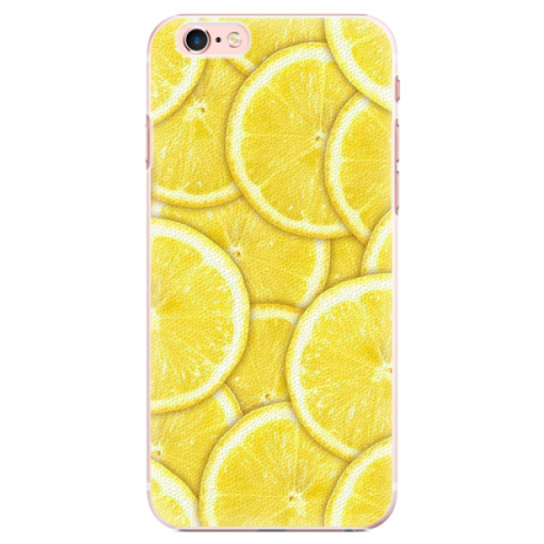 Plastové pouzdro iSaprio - Yellow - iPhone 6 Plus/6S Plus